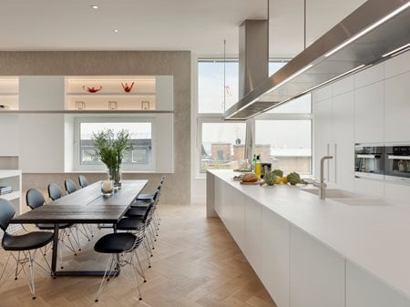 Bermondsey Wall Duplex Penthouse FORM design architecture