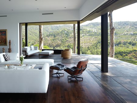 Mandeville Canyon Residence Griffin Enright  Architects