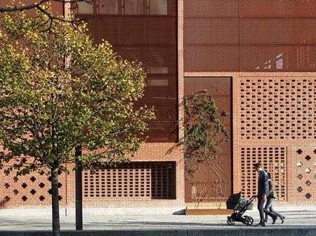 Ejler Bille's Parking House  JAJA Architects