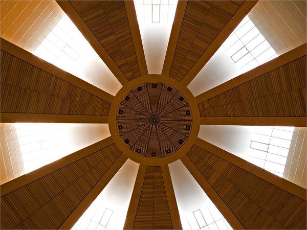 Parrocchia del Santo Volto Mario Botta Architetti