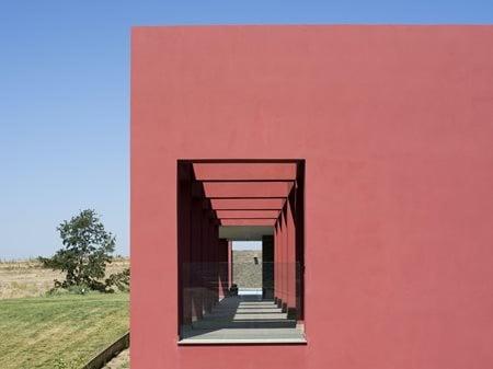 The Aqueduct | Tunnel House Malfona Petrini Architecture