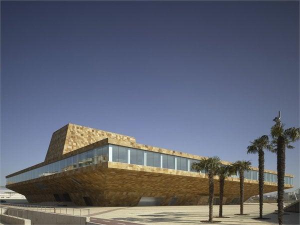 La Llotja de Lleida Labb arquitectura