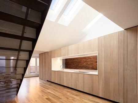 Loft Apartment Bushman Dreyfus Architects