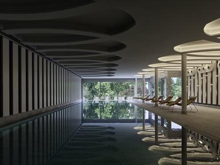Chenot Palace Weggis Health Wellness Hotel Davide Macullo Architects