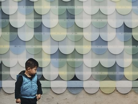 Colour Shingle Krisna Cheung Architects