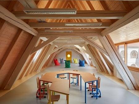 Elementary School Vřesovice Public Atelier