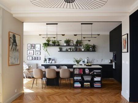 Appartement Art Déco 200 m² – Paris 7 A comme Archi / Ludivine Meiers