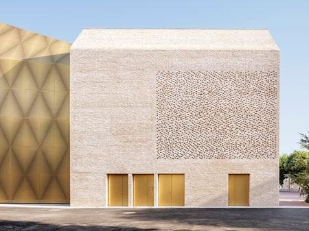 Cinéma Cahors Antonio Virga Architecte