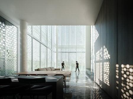 Shade House AAd | Ayutt and Associates design