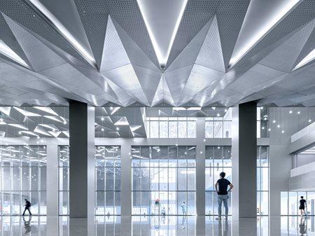 BIT Sports Center Atelier Alter Architects