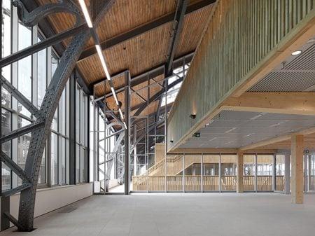 Gare Maritime Neutelings Riedijk Architects