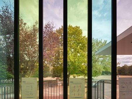 Extension et réaménagement du groupe scolaire La Fontaine BOArchitecture