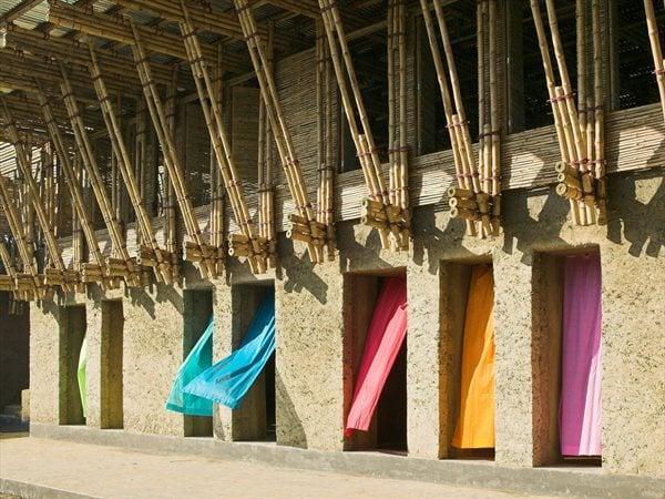 METI School handmade Ziegert | Roswag | Seiler  Architekten Ingenieure