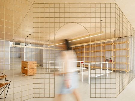 Warehouse Morinha stu.dere - Architecture & Design Studio
