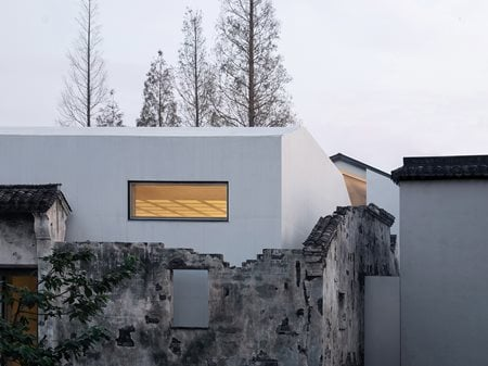 Zhang Yan Cultural Museum Horizontal Design