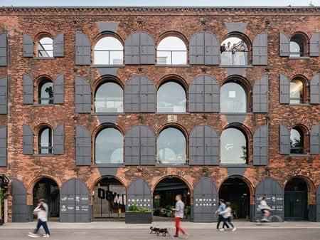 Empire Stores S9 Architecture