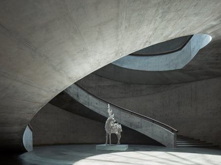 He Art Museum Tadao Ando Architect & Associates