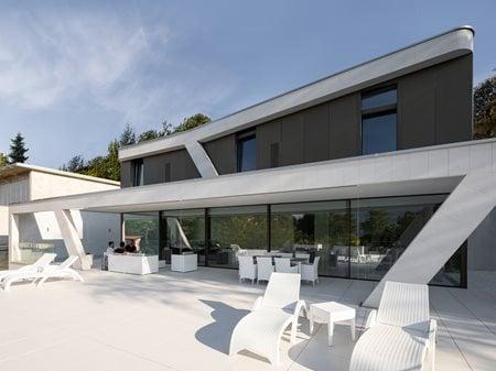 Villa 4L NICOLA PROBST ARCHITETTI