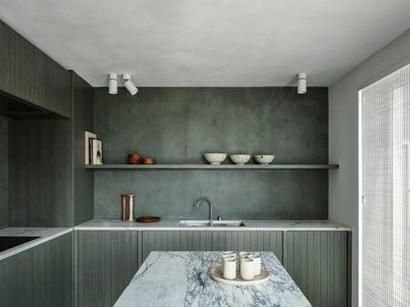 Belgian apartment  Carmine Van der Linden