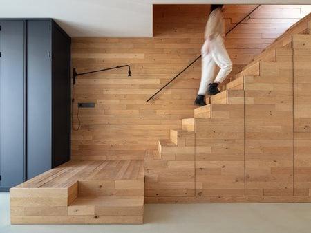 Steel Craft House Zecc Architecten