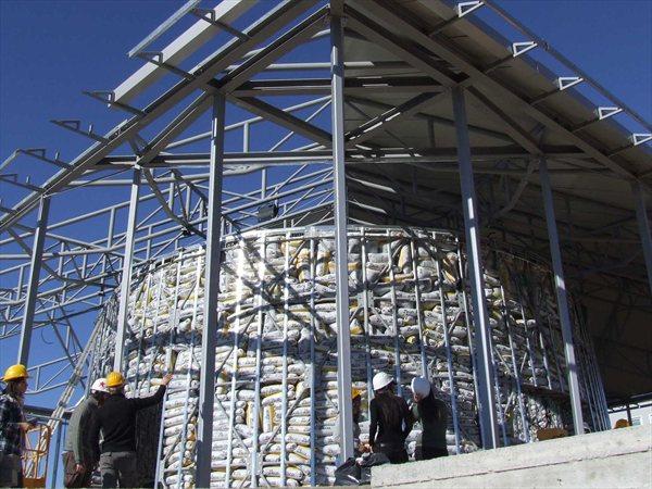 Paper Concert Hall Shigeru Ban Architects
