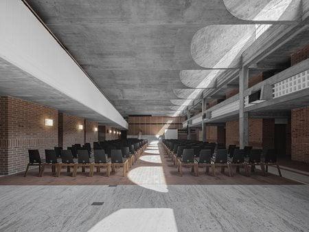 Cusanus Academy MoDus Architects