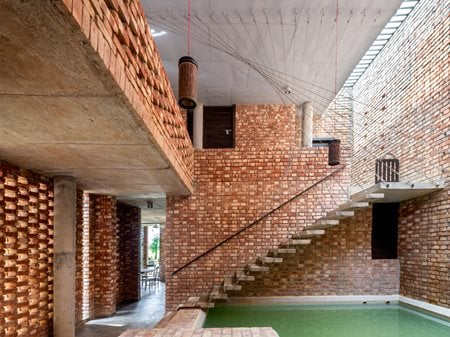Shikor - A country house SPATIAL ARCHITECTS