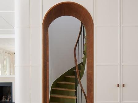 Complete transformation for a house,  Paris XVII Atelier Pierre-Louis Gerlier