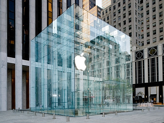 Apple Store, Fifth Avenue Bohlin Cywinski Jackson