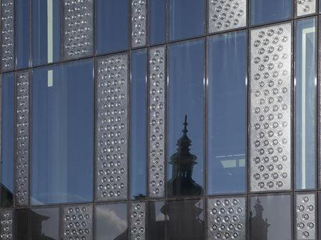 Delft City Hall and Train Station Mecanoo