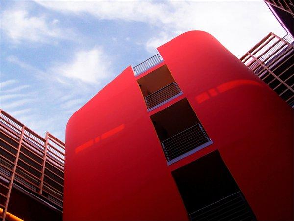 Nuovo Campus Università di Tor Vergata Marco Tamino