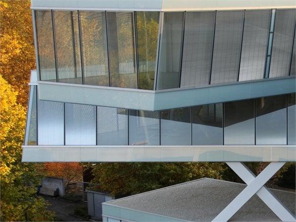 The Actelion Business Center Herzog & de Meuron
