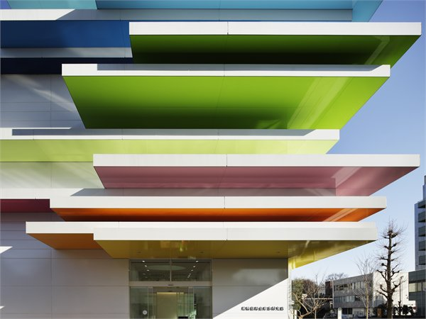 Sugamo Shinkin Bank / Shimura Branch emmanuelle moureaux architecture + design
