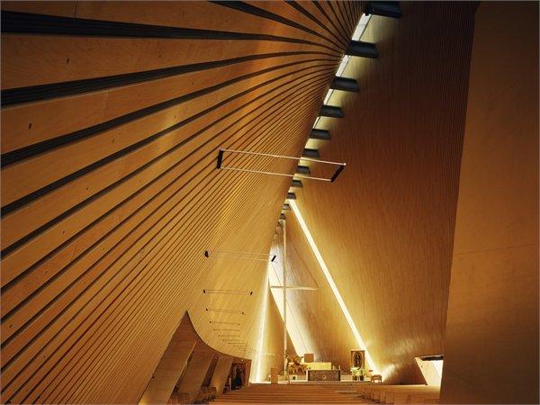 San Josemaría Escrivá Balaguer Church Sordo Madaleno Arquitectos