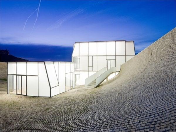 Cité de l'Océan et du Surf Steven Holl Architects