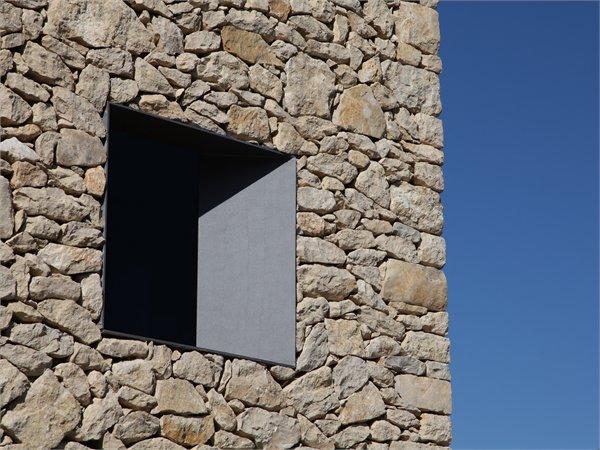 Refugio en La Vall de Laguar Enproyecto Arquitectura