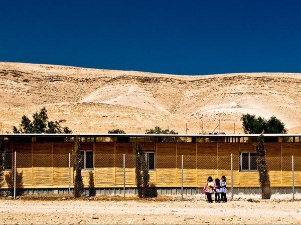 Wadi Abu Hindi school in the desert ARCò - Architettura e Cooperazione