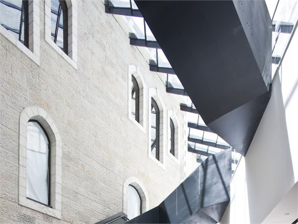 Alrov Mamilla Hotel and Spa Safdie Architects