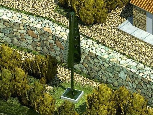 Micro Wind-Farm in Liguria, potenza 60kWp Alessandro Testera