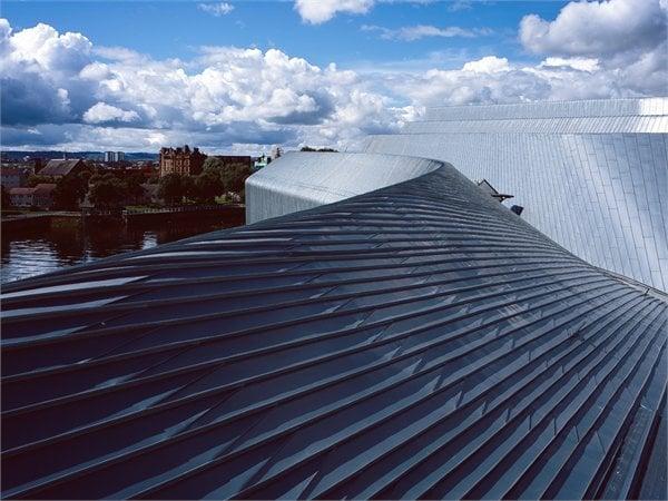 Glasgow Riverside Museum of Transport Zaha Hadid Architects