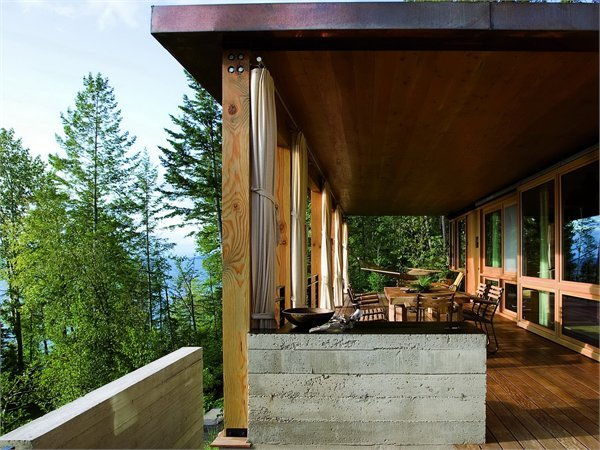 Stone Creek Camp Andersson-Wise Architects