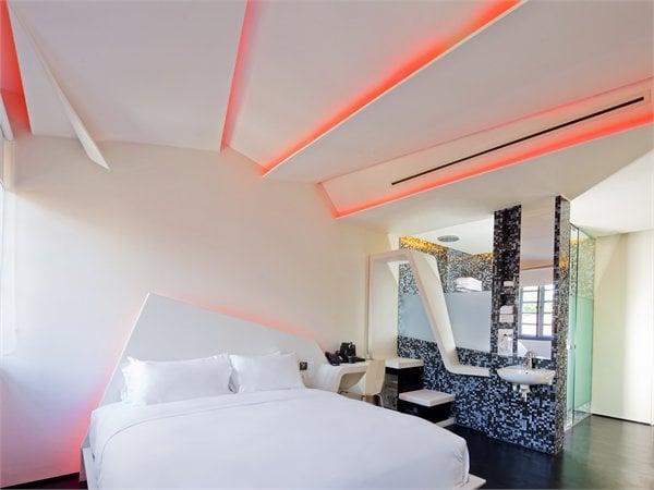 Wanderlust Hotel DP Architects