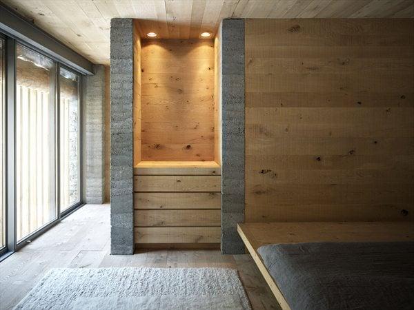 Redevelopment of a barn Ruinelli Associati Architetti