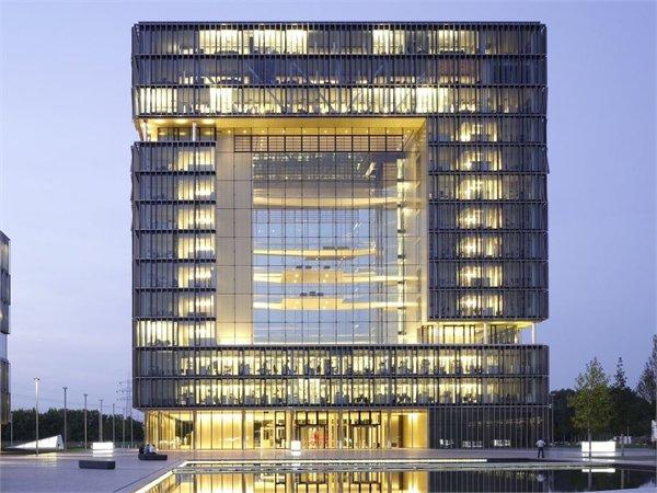 The ThyssenKrupp Quarter JSWD Architekten