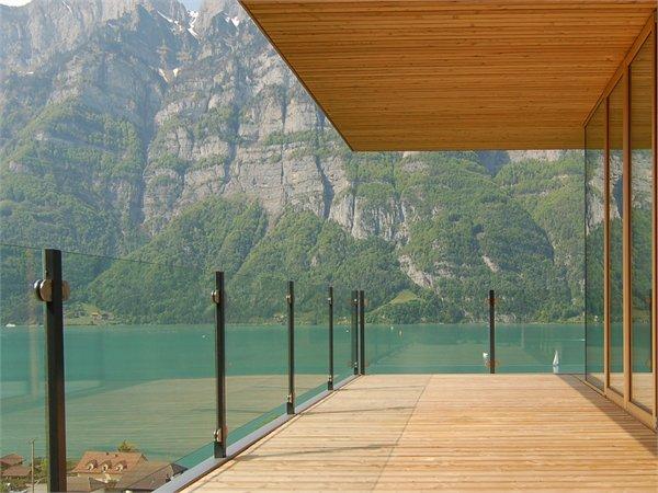 Wohnhaus am Walensee k_m Architektur