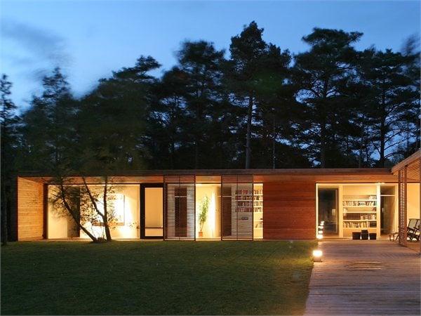 Bergman–Werntoft House Johan Sundberg Architectural Design