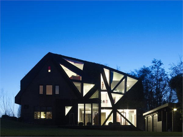 Villa Rotterdam 2 OOZE Architects