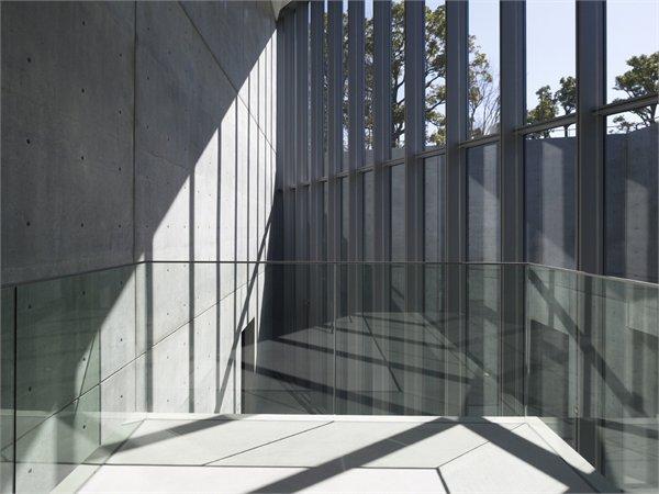 21_21 DESIGN SIGHT Tadao Ando Architect & Associates