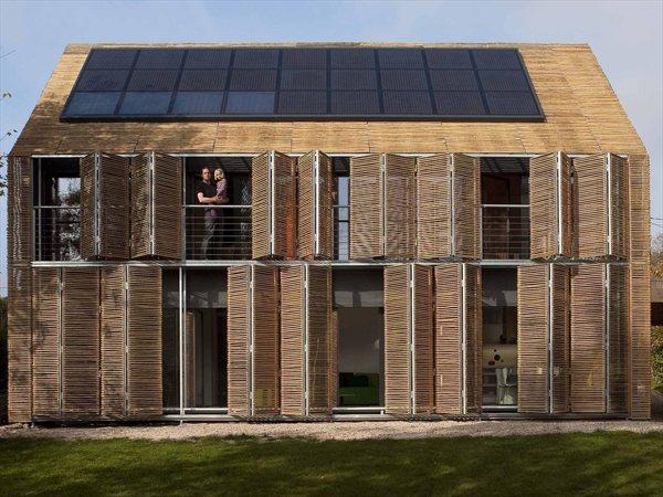 Maison Bessancourt Karawitz Architecture
