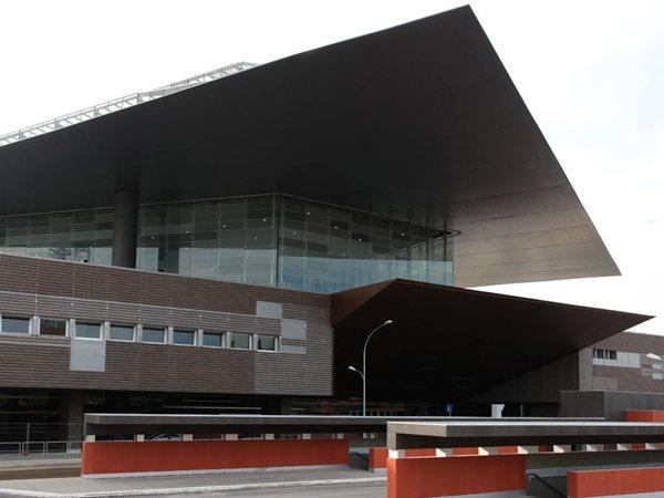 Stazione Alta Velocità Tiburtina ABDR Architetti Associati